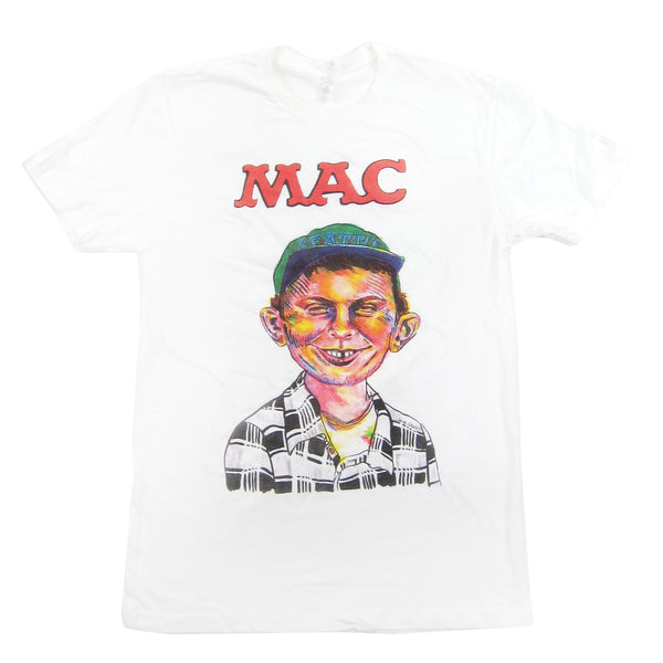 Mac Demarco: Mad Mac Logo Shirt