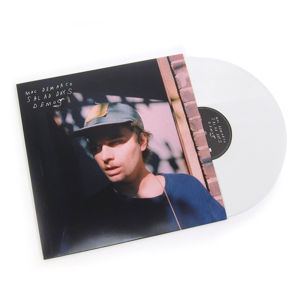 Mac DeMarco: Salad Days Demos (Colored Vinyl) Vinyl LP