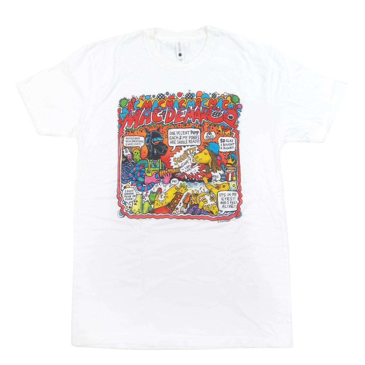 Mac Demarco: Bjenny Montero Shirt