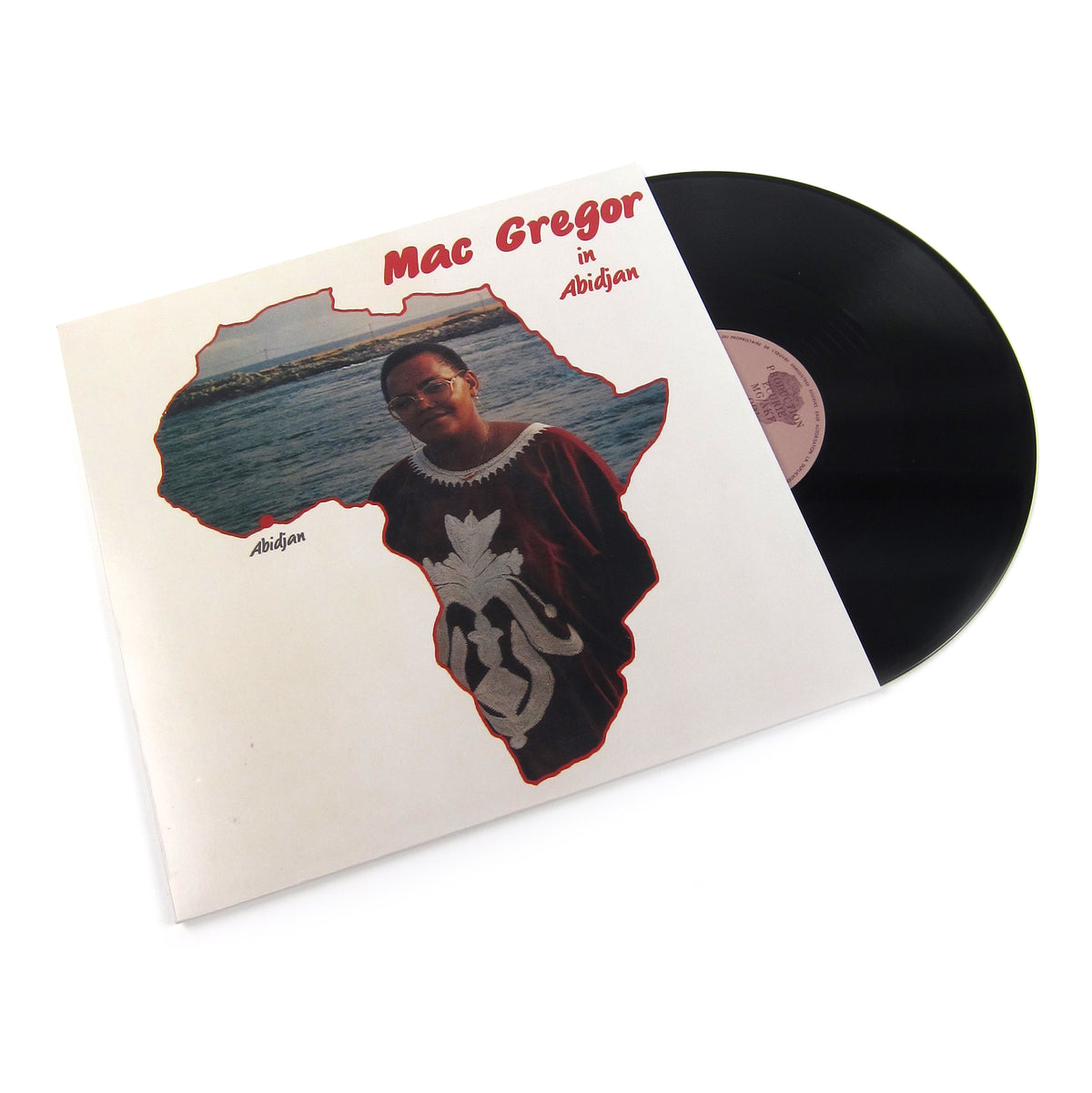 Mac Gregor: In Abidjan (Afro Digital Soul) Vinyl 12""