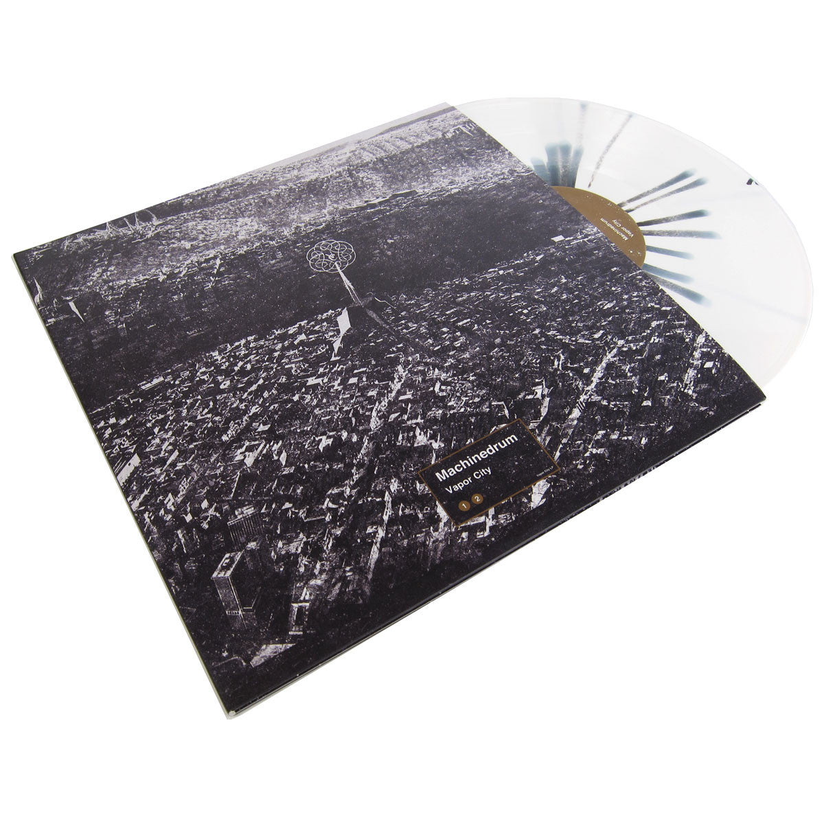 Machinedrum: Vapor City (Free MP3) 2LP