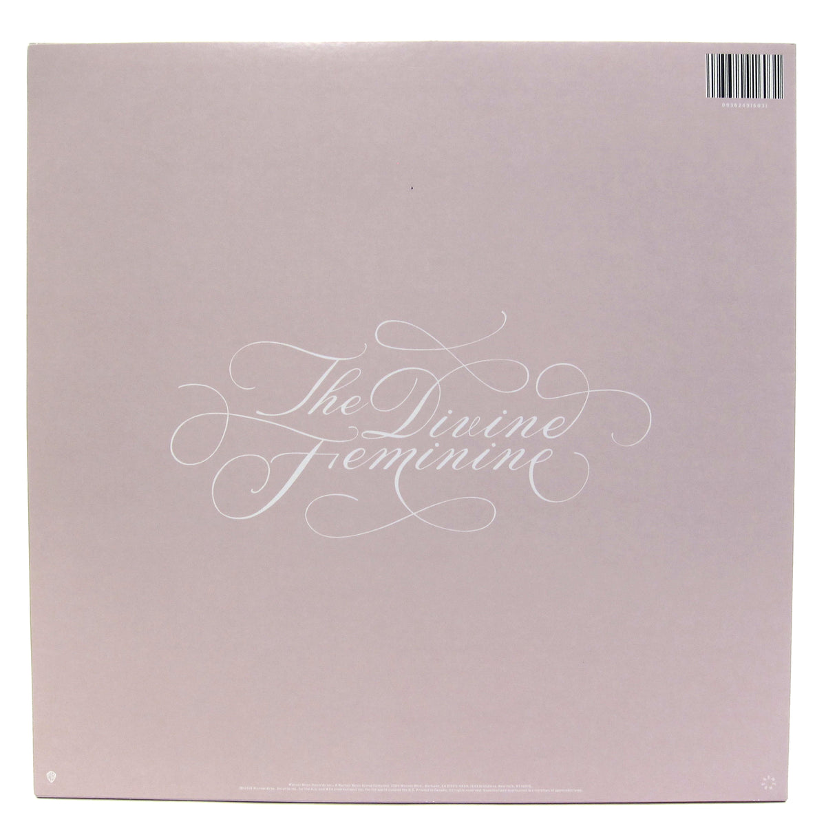 Mac Miller: The Divine Feminine Vinyl 2LP