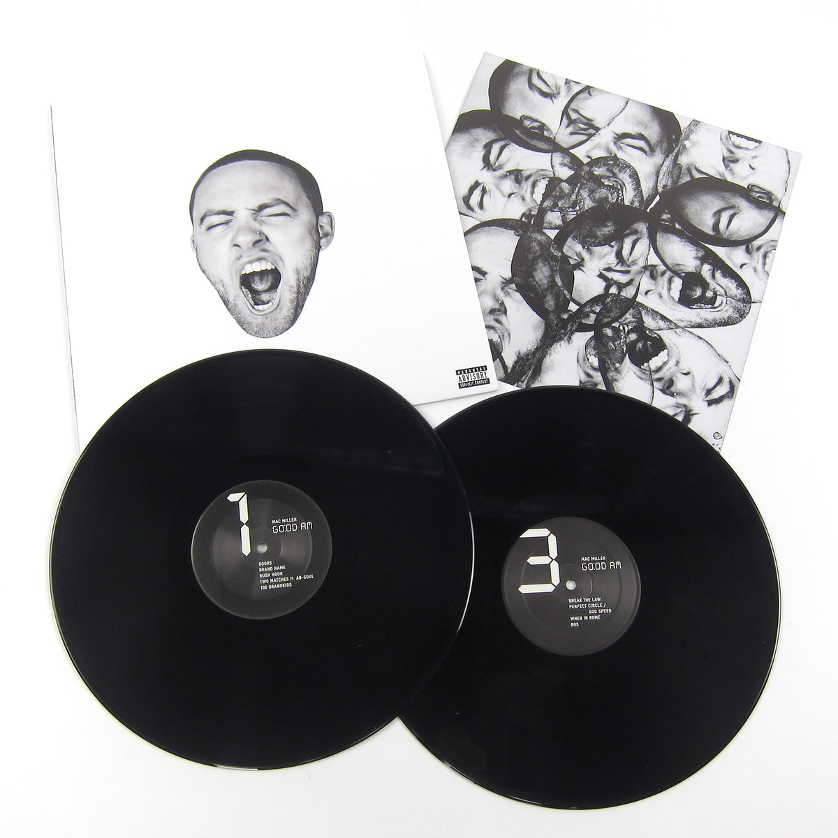 Mac Miller: GOOD AM Vinyl 2LP