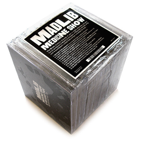 Madlib: Medicine Show The Brick 13 CD Set