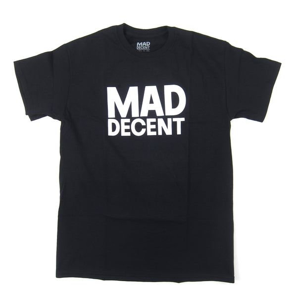 Mad Decent: Main Logo Shirt - Black