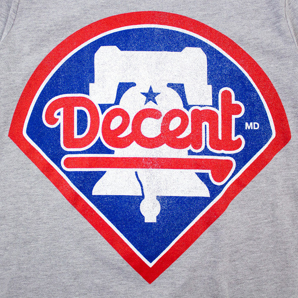 Mad Decent: Philly Decent Shirt - Grey