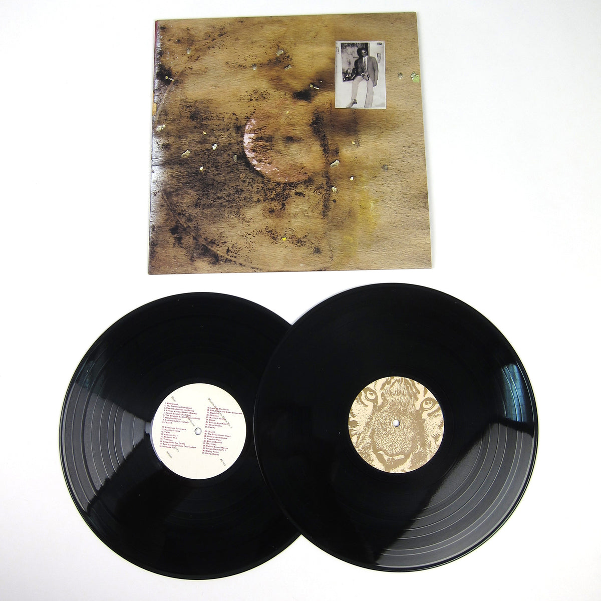 Madlib: Medicine Show Vol.3 - Beat Konducta In Africa Vinyl 2LP