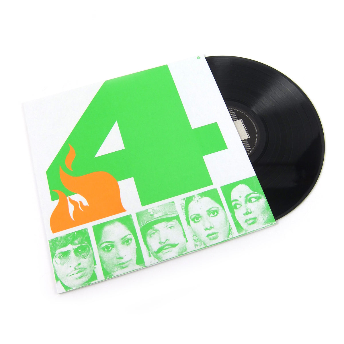 Madlib: Beat Konducta Vol.4 - Beat Konducta In India Vinyl LP