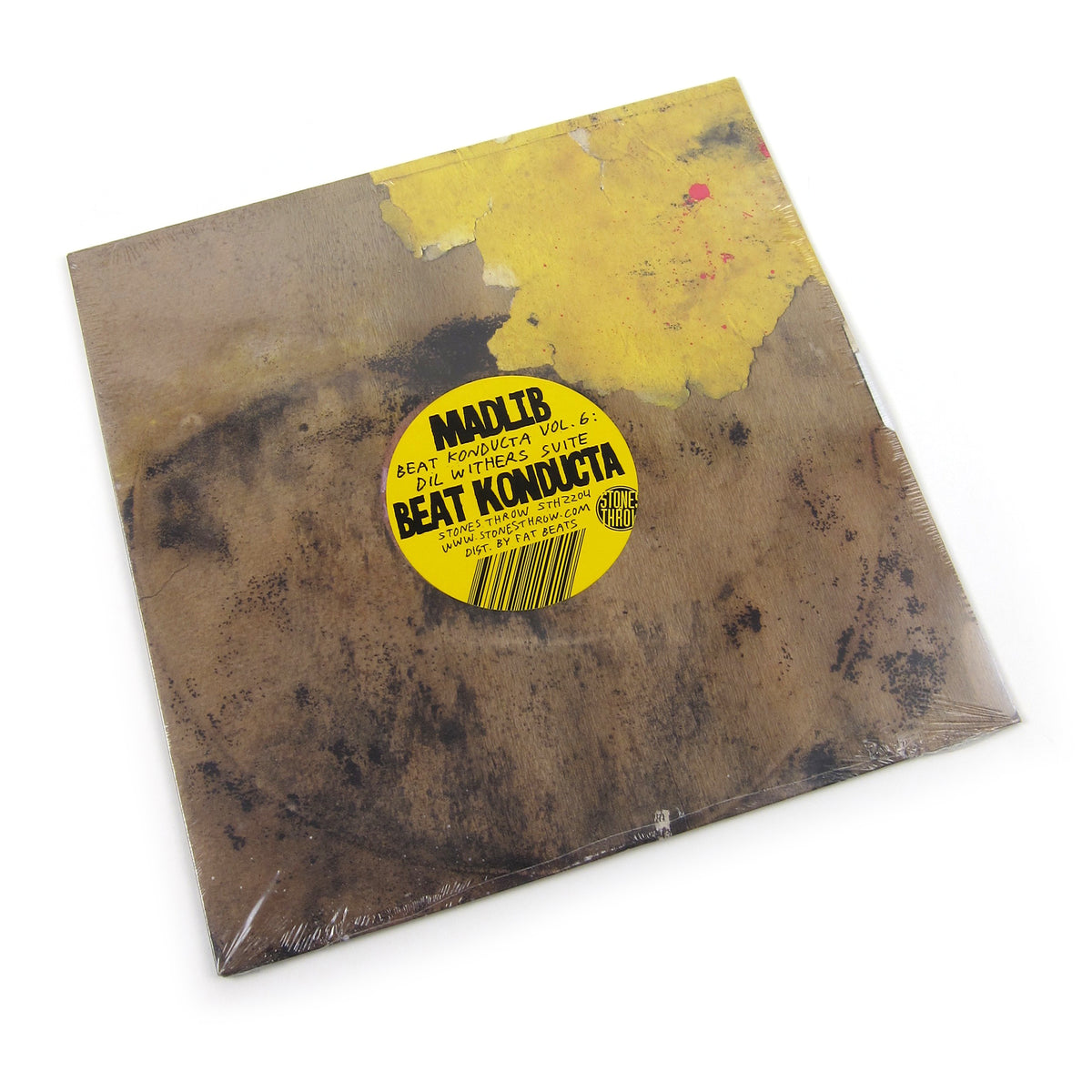 Madlib: Beat Konducta, Vol.6: Dil Withers Suite LP