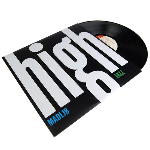 Madlib: Madlib Medicine Show Vol. 7 - High Jazz Vinyl 2LP