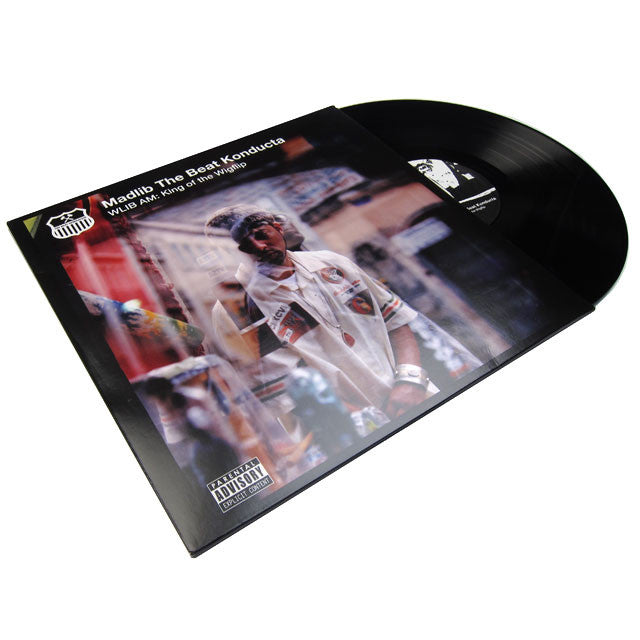 Madlib: WLIB AM: King of the Wigflip 2LP