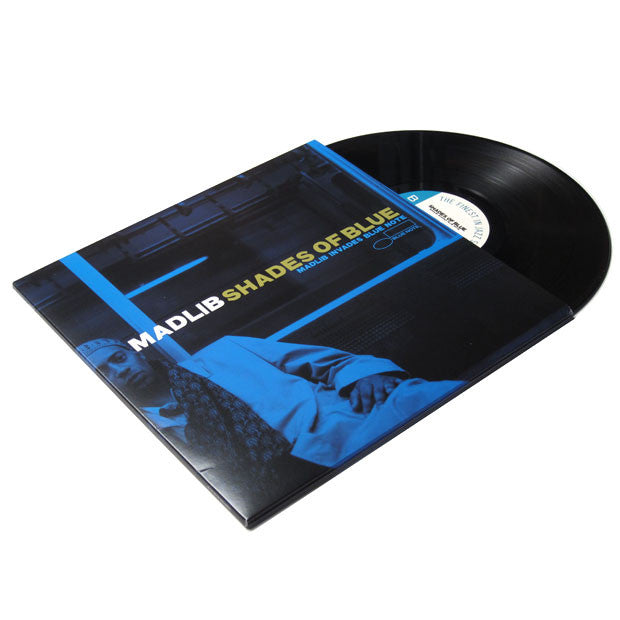 Madlib: Shades of Blue - Madlib Invades Blue Note 2LP