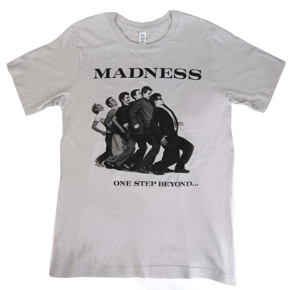 Madness: One Step Beyond Shirt - White