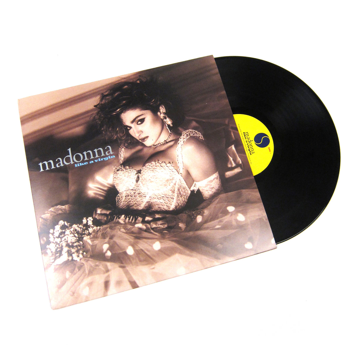 Madonna: Like A Virgin (180g) Vinyl LP
