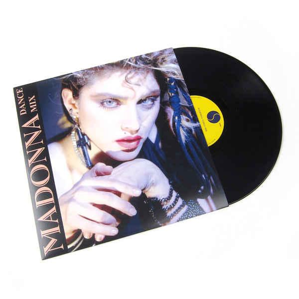 Madonna: Dance Mix EP (Into The Groove, Holiday) Vinyl 12""