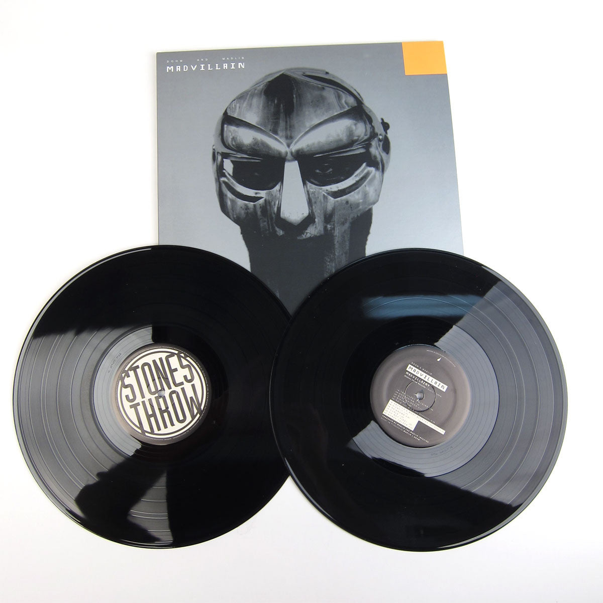 Madvillain: Madvillainy - 10 Year Anniversary (Metallic Cover) Vinyl 2LP  laydown