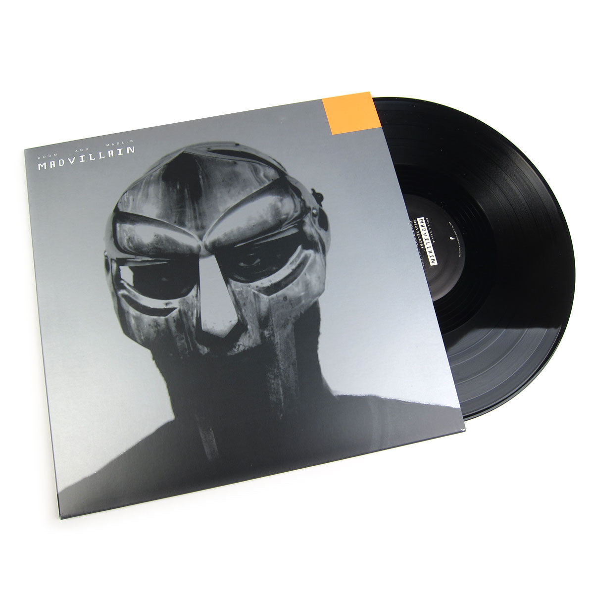 Madvillain: Madvillainy - 10 Year Anniversary (Metallic Cover) Vinyl 2LP