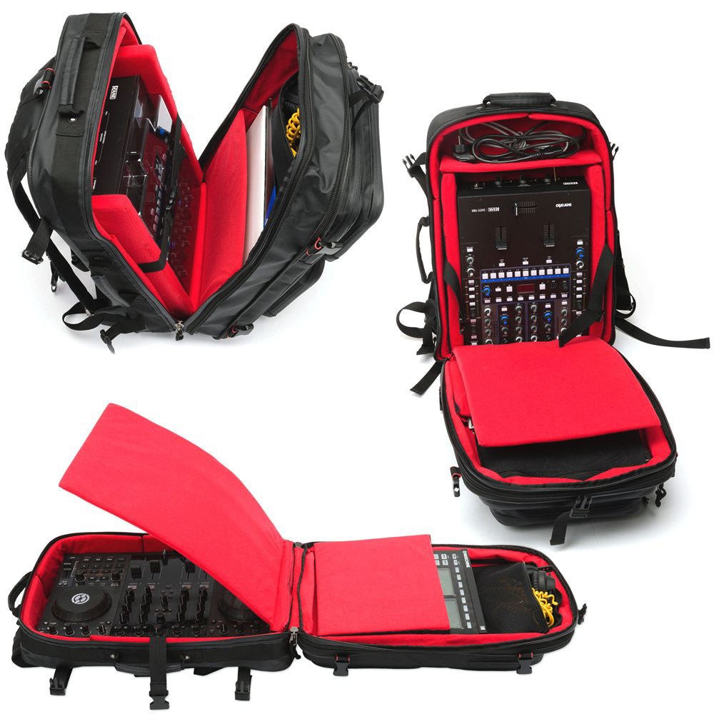 Magma: Magma Riot DJ Backpack XL (MGA47880) detail