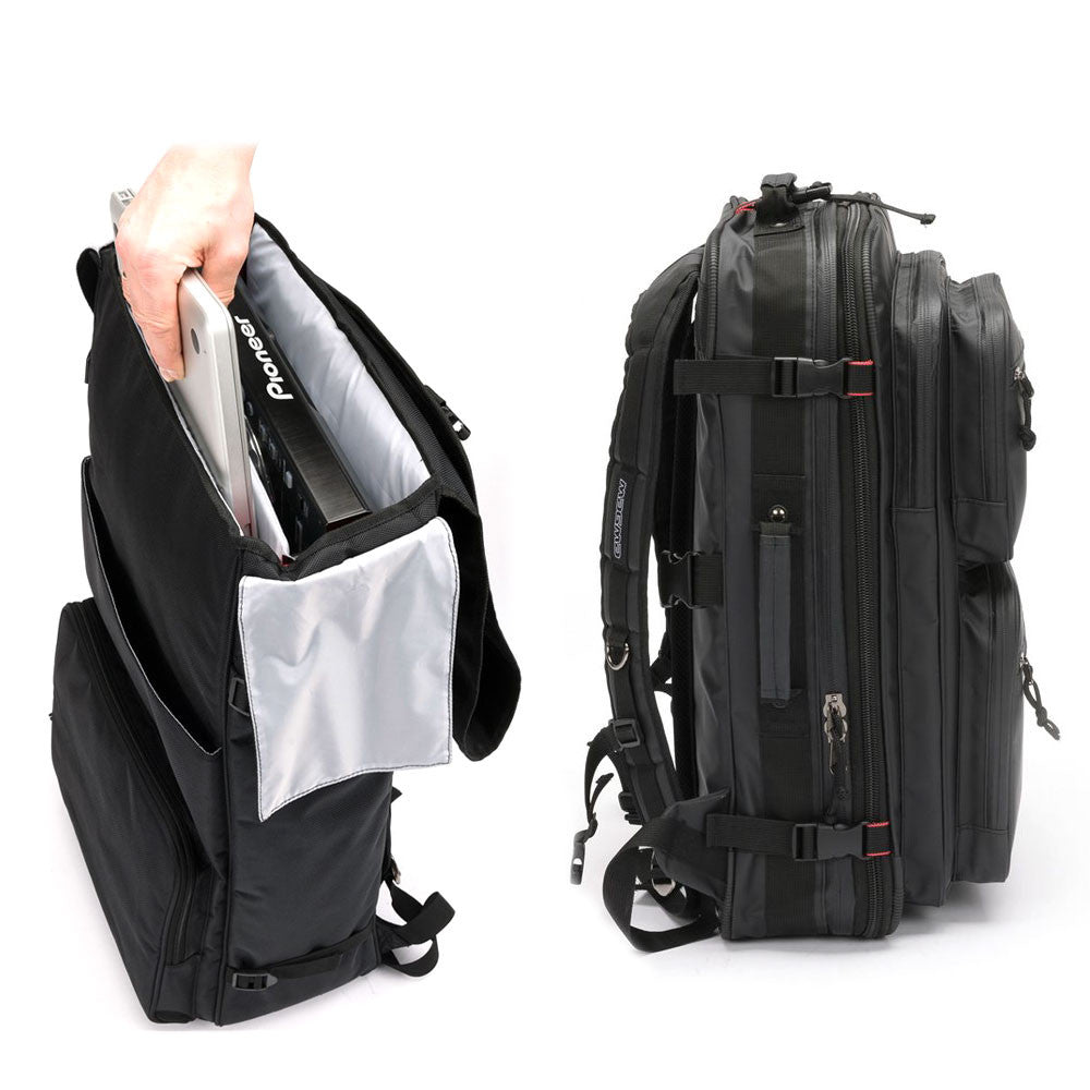 Magma: Magma Riot DJ Backpack XL (MGA47880) side