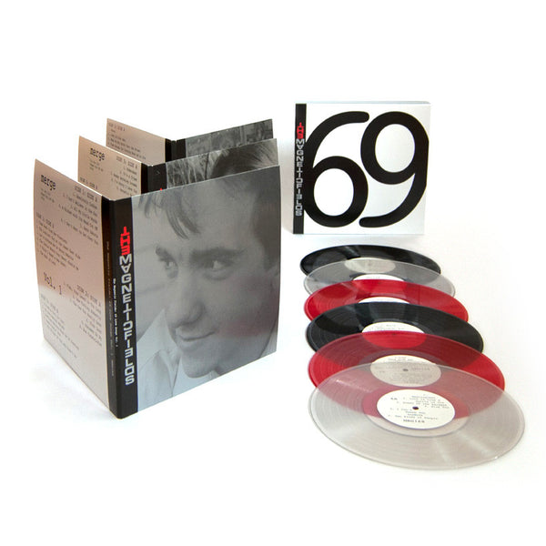 Magnetic Fields: 69 Love Songs Boxset