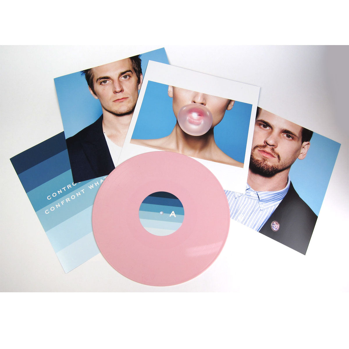 The Maine: American Candy (Colored Vinyl Indie Exclusive) Vinyl LP detail
