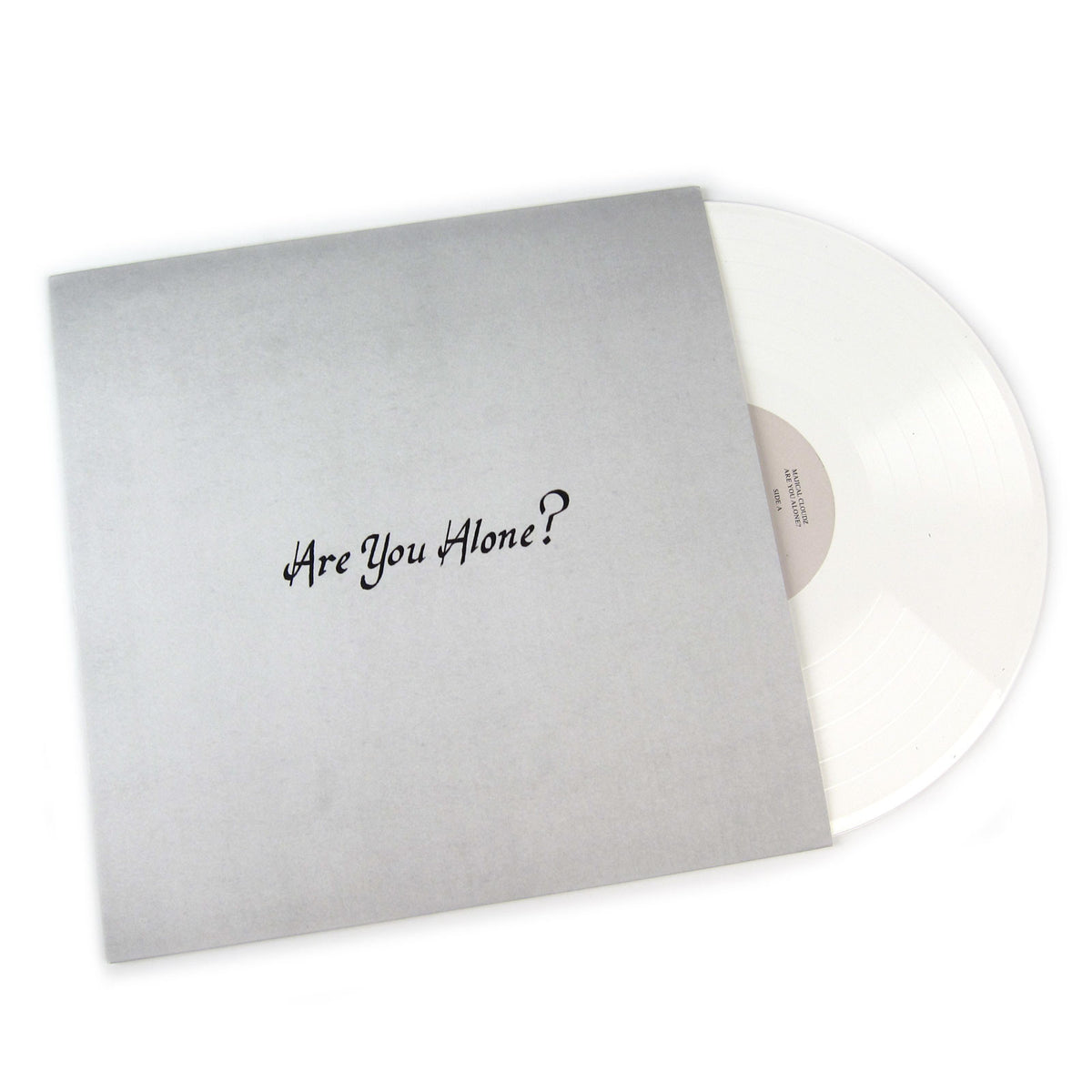 Majical Cloudz: Are You Alone? (Colored Vinyl) Vinyl LP