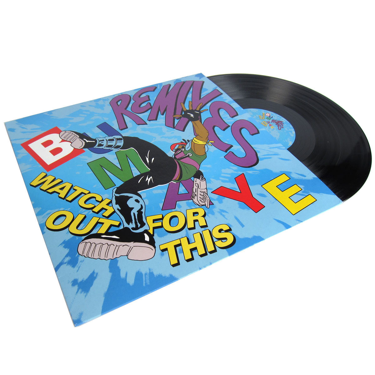 Major Lazer: Watch Out For This (Bumaye) 12""