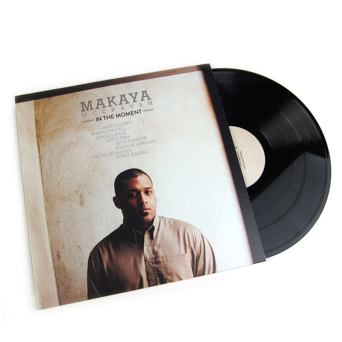Makaya McCraven: In The Moment Vinyl 2LP