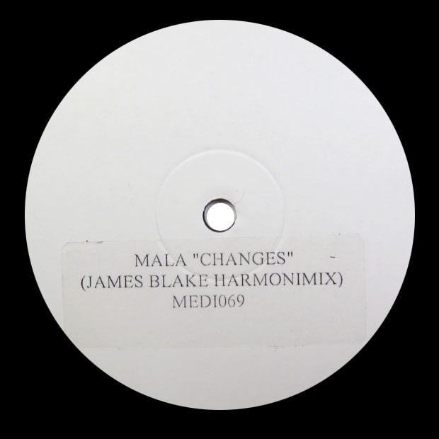 Mala: Changes (James Blake Harmonix Mix) 12""