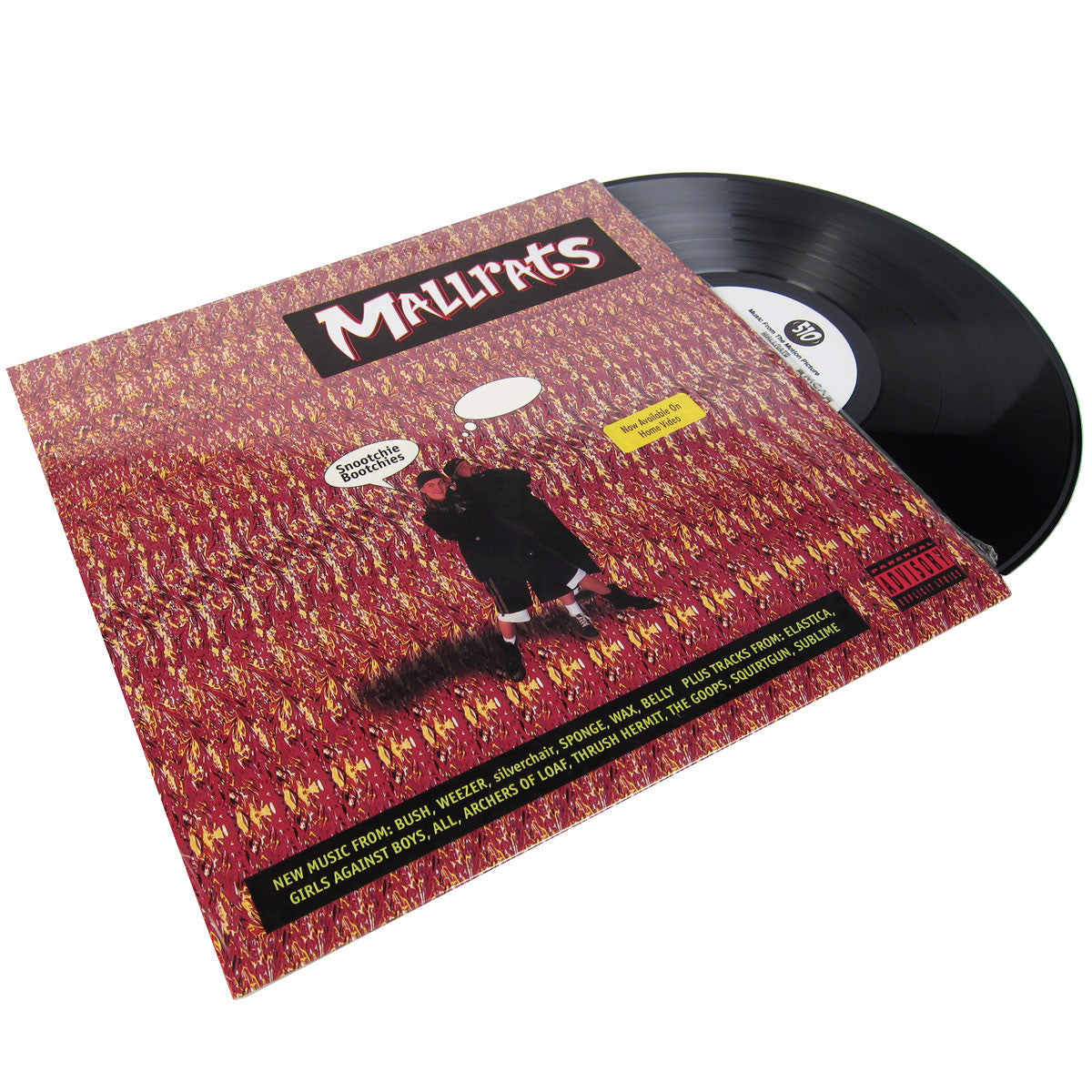 Mallrats: Mallrats OST (Original Pressing) LP - Deadstock