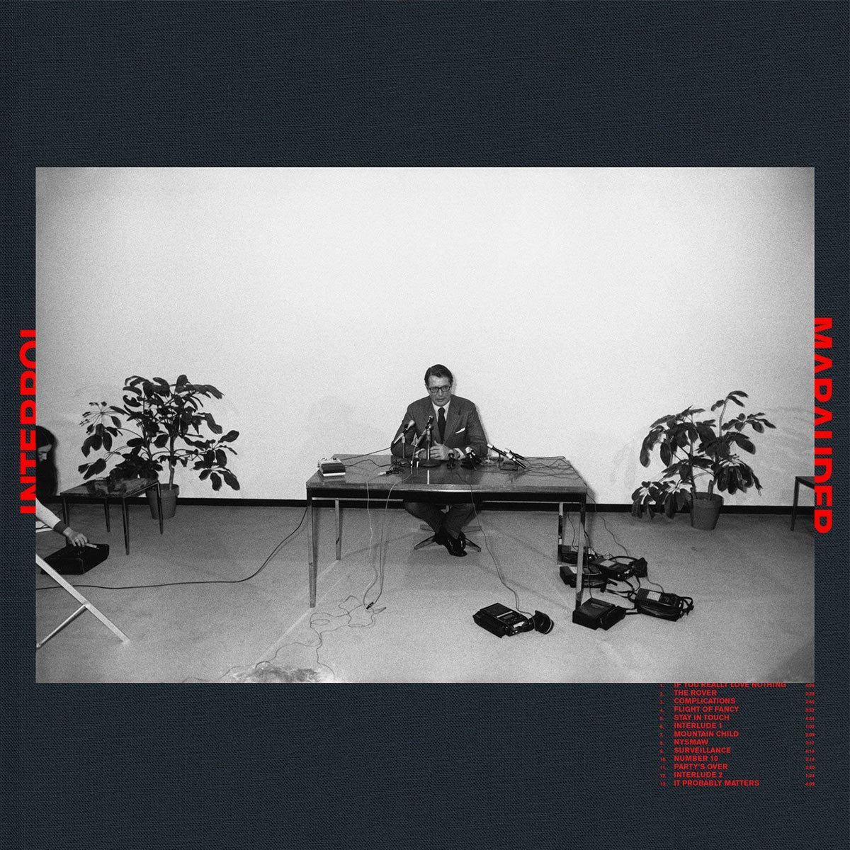 Interpol: Marauder Vinyl LP
