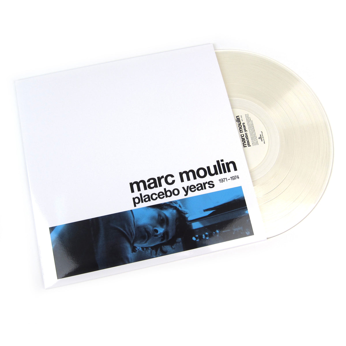 Marc Moulin: Placebo Years (180g, Colored Vinyl) Vinyl LP