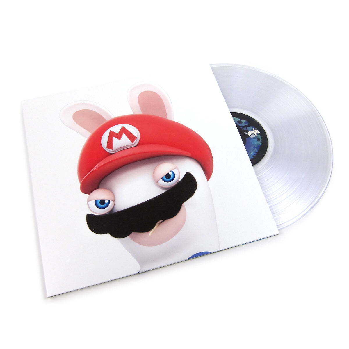 Grant Kirkhope: Mario + Rabbids Kingdom Battle Soundtrack Vinyl 2LP