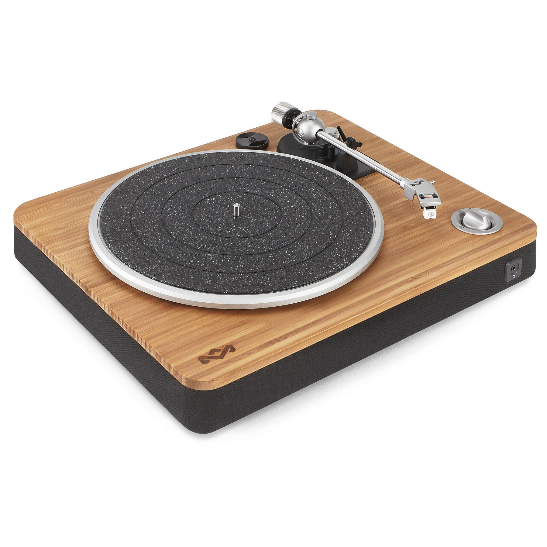 Beautiful House Of Marley: Stir It Up Turntable W/ Built In Preamp