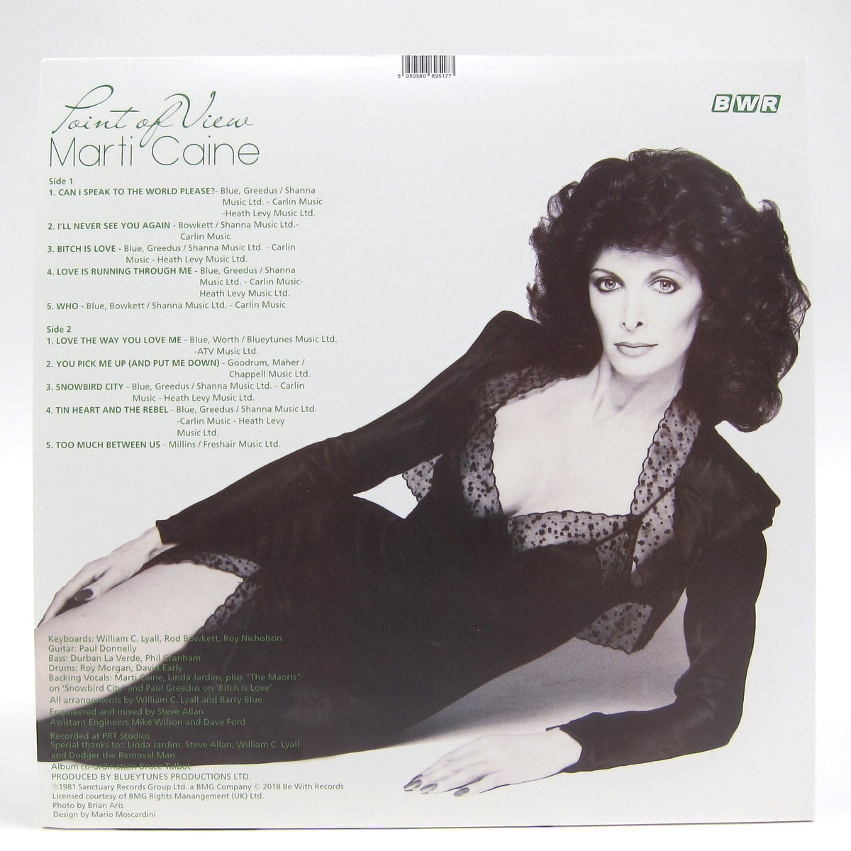 Marti Caine: Point Of View (180g) Vinyl LP