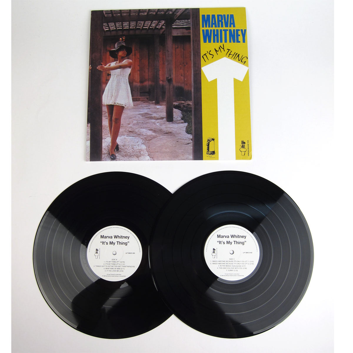 Marva Whitney: It's My Thing (180g) Vinyl 2LP