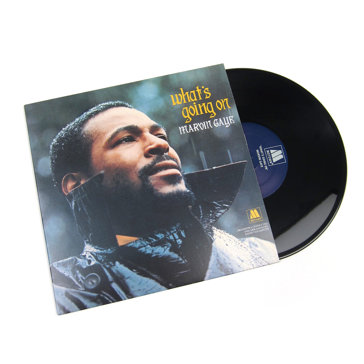 Marvin Gaye: What's Going On 45th Anniversary Vinyl 10""