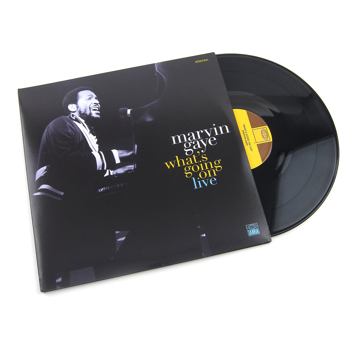 Marvin Gaye: What's Going On Live Vinyl 2LP
