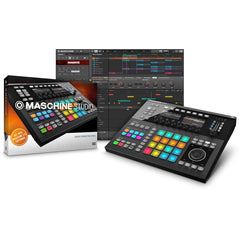 Native Instruments: Maschine Studio - Black