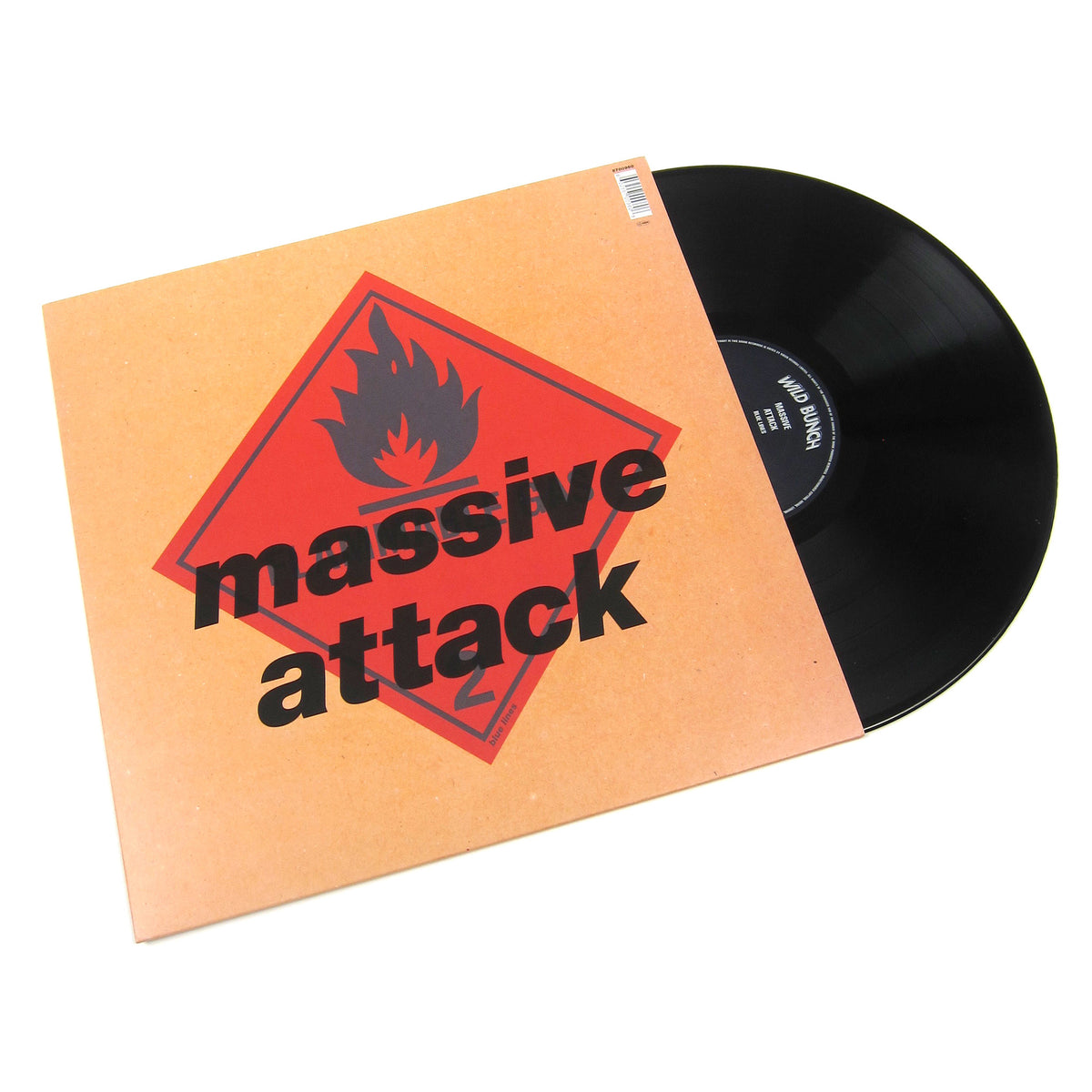 Massive Attack: Blue Lines (180g) Vinyl LP