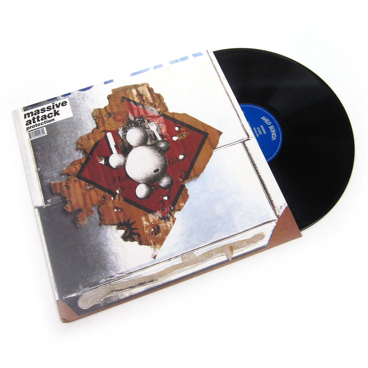 Massive Attack: Protection Vinyl LP