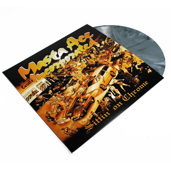 Masta Ace Incorporated: Sittin' On Chrome (Chrome Vinyl) 2LP