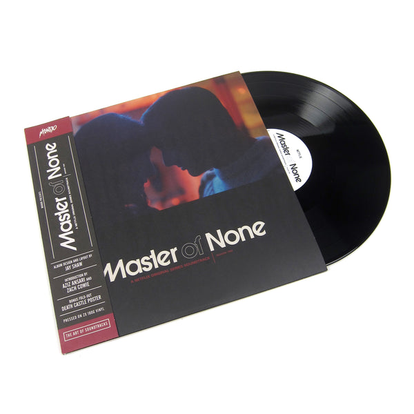 Master Of None: Master Of None Season Two Soundtrack (180g) Vinyl 2LP