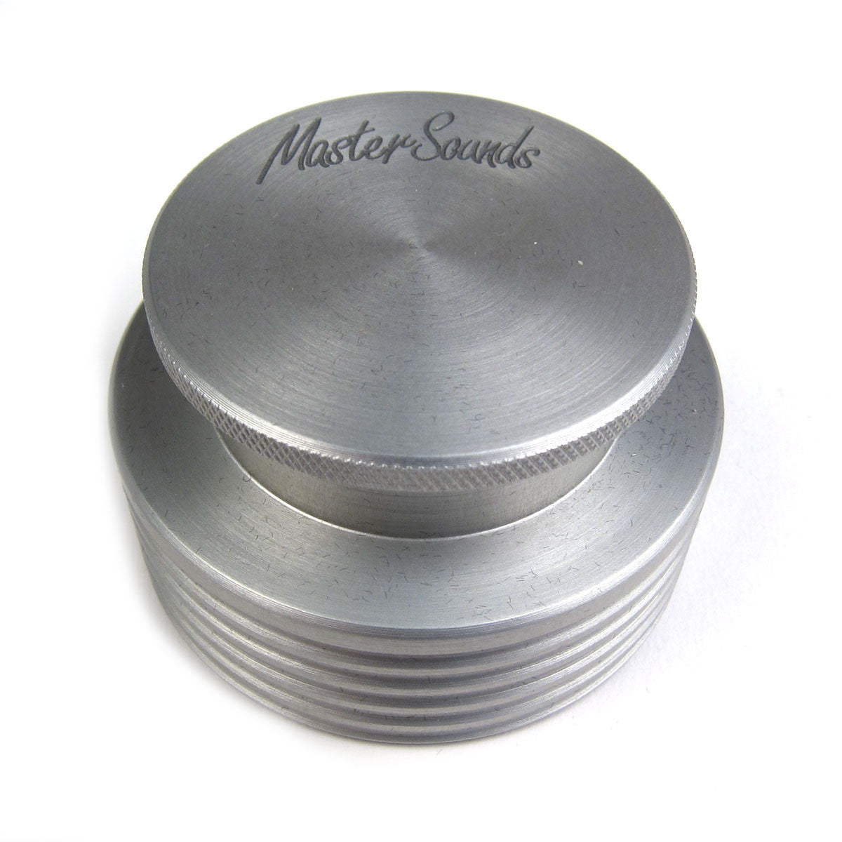 MasterSounds: Turntable Weight - Silver