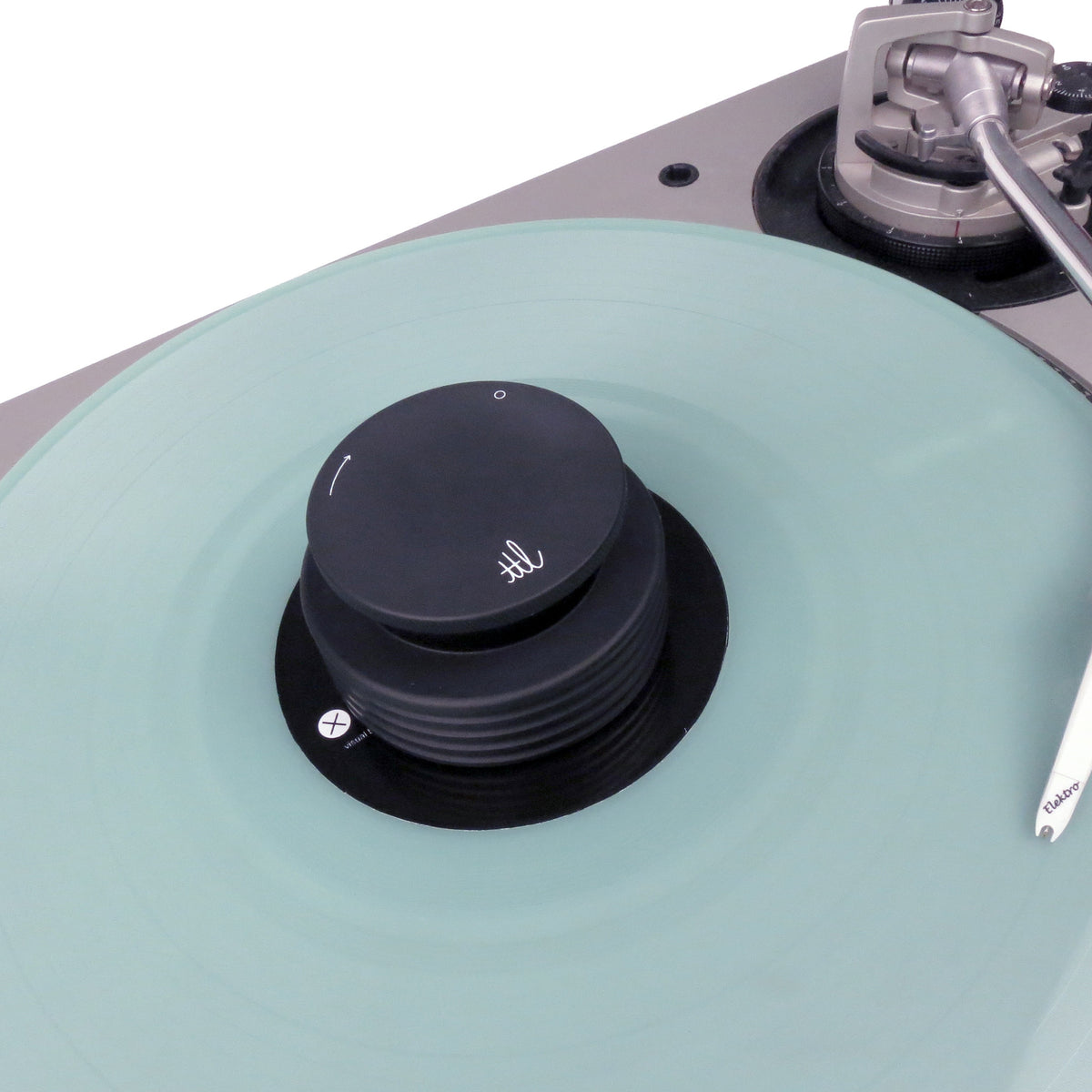 MasterSounds: Turntable Weight - Turntable Lab Edition