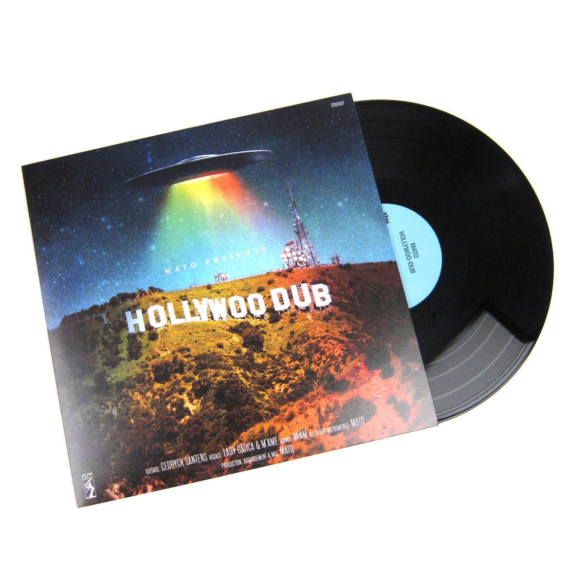 Mato: Hollywoo Dub Vinyl LP