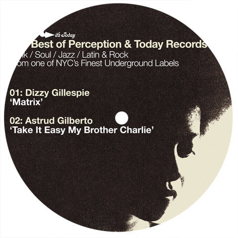 Dizzy Gillespie: Matrix (Beatnuts Sample) 7""
