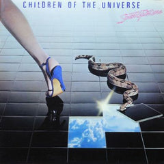 Wolfgang Maus Soundpicture: Children Of The Universe LP