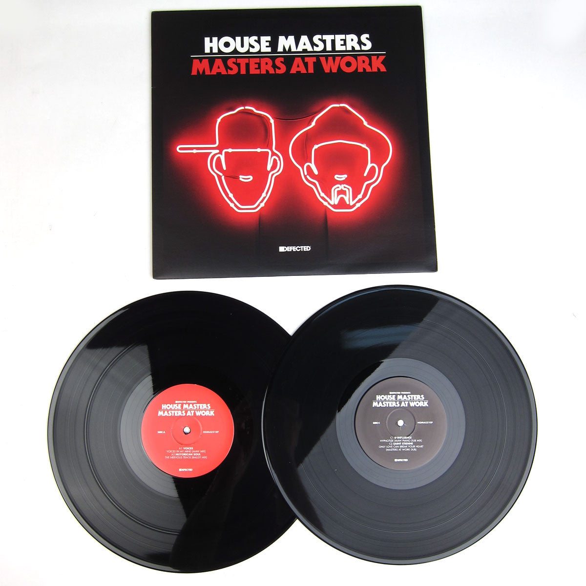 Masters At Work: House Master - Masters At Work Vinyl 2LP detail