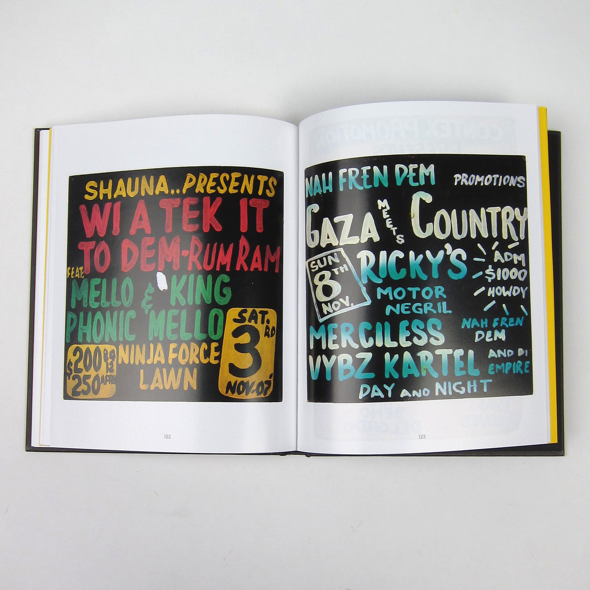 Maxine Walters: Serious Things a Go Happen - Three Decades of Jamaican Dancehall Signs Book